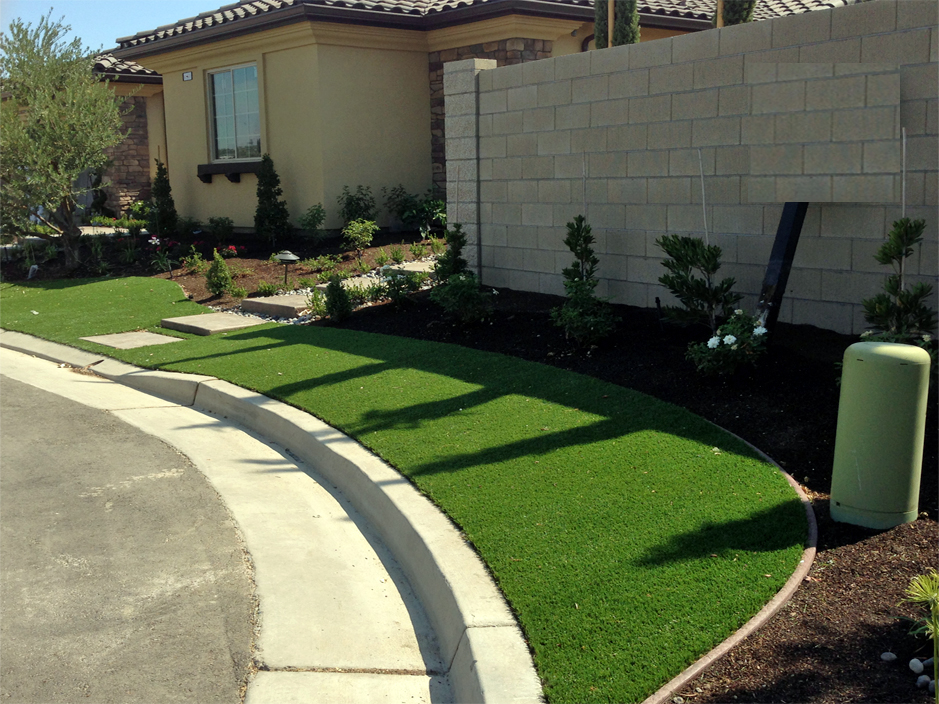 Green Lawn Reardan Washington Roof Top Small Front Yard Landscaping