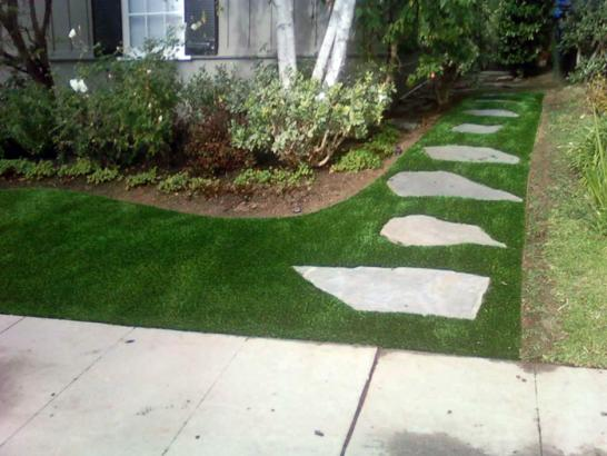 Artificial Lawn Keller, Washington Garden Ideas, Pavers artificial grass