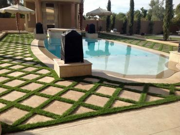 Artificial Grass Photos: Artificial Turf Cost North Bonneville, Washington Paver Patio, Pool Designs