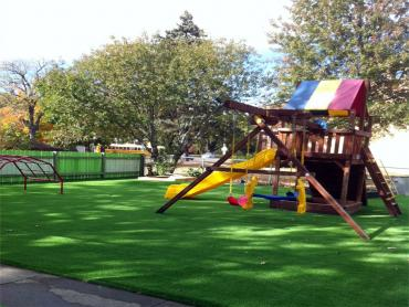 Artificial Grass Photos: Artificial Turf Installation Pullman, Washington Kids Indoor Playground, Commercial Landscape