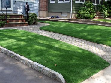 Artificial Grass Photos: Fake Grass Elma, Washington Landscape Rock, Front Yard Landscaping Ideas