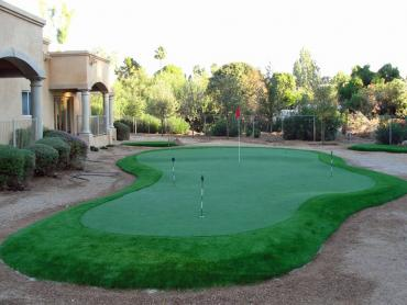 Artificial Grass Photos: Fake Turf Kalama, Washington How To Build A Putting Green, Backyard