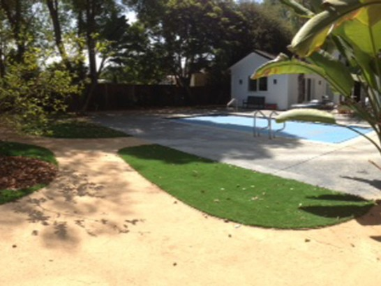 Artificial Grass Photos: Faux Grass Mirrormont, Washington Landscape Rock, Small Backyard Ideas
