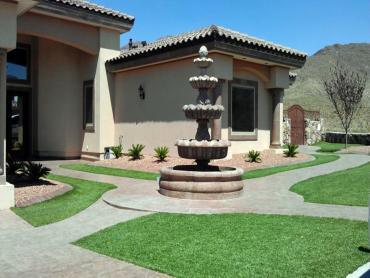 Artificial Grass Photos: Grass Carpet Sunnyside, Washington Roof Top, Front Yard Landscaping