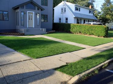 Grass Installation White Salmon, Washington Roof Top, Front Yard Landscaping artificial grass