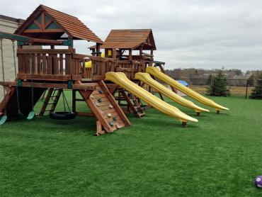 Grass Turf Lacey, Washington Athletic Playground, Commercial Landscape artificial grass