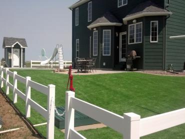 Artificial Grass Photos: Green Lawn Cottage Lake, Washington, Front Yard Landscape Ideas
