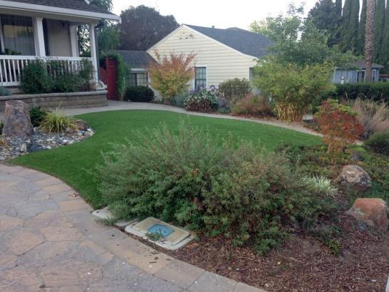 Artificial Grass Photos: How To Install Artificial Grass Seattle, Washington Backyard Playground, Front Yard Ideas