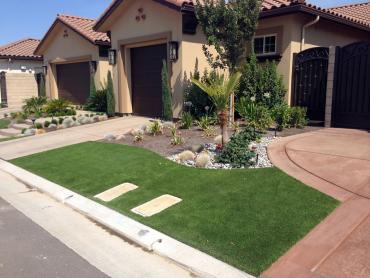Artificial Grass Photos: Synthetic Grass Cost Waller, Washington Landscaping, Front Yard Design