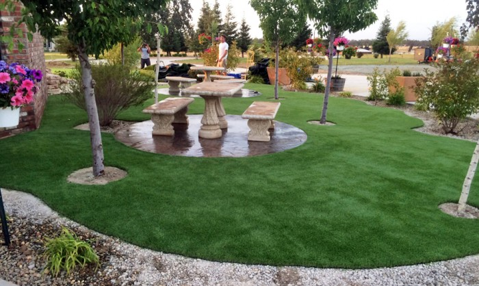 Artificial Grass for Playgrounds in Washington
